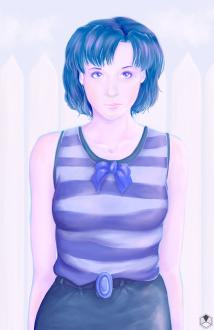 Sailor Mercury, 2013