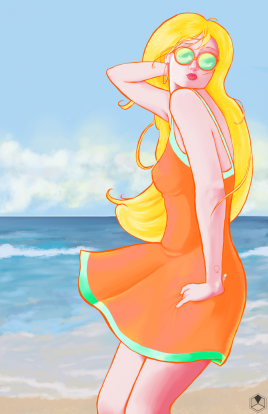 Sailor Venus, 2015