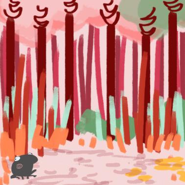 south palette